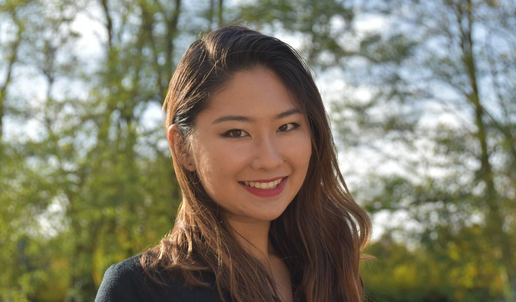 Ayaka Shinozaki, a machine learning engineer at techspert.io