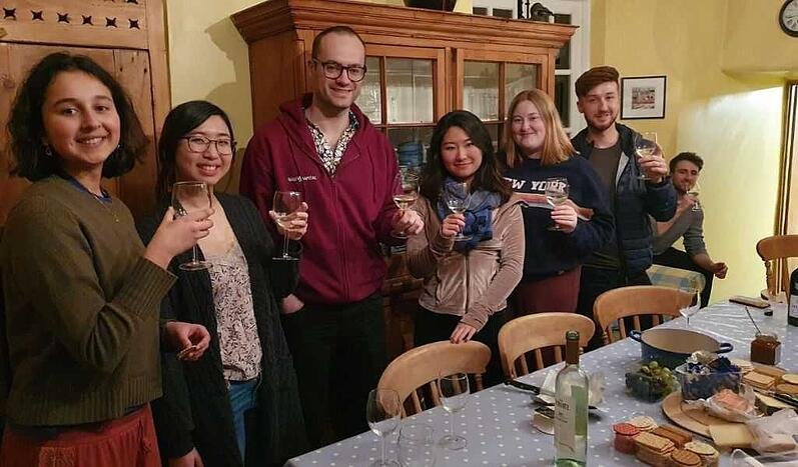 techspertians wine tasting