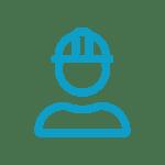 Techspert Icons Light Blue_Business-People - Construction